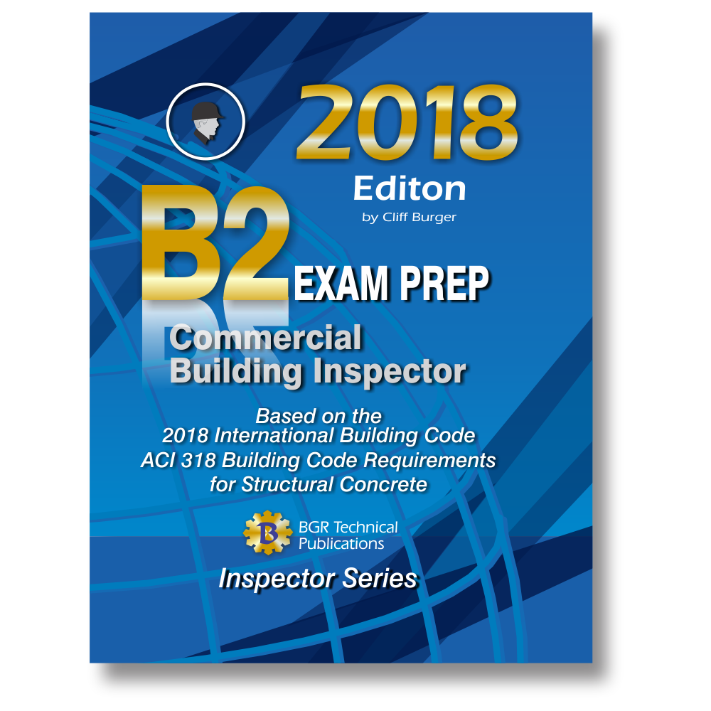 2018 Commercial Building Inspector