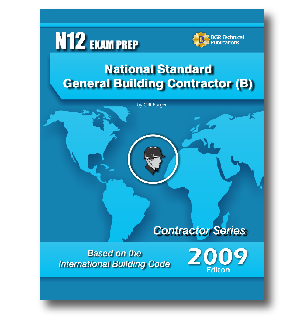 n12 national standard general building contractor b study guide rh icc exam com Test Questions CDL Practice Test